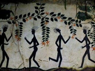 Peruvian Shamanic art