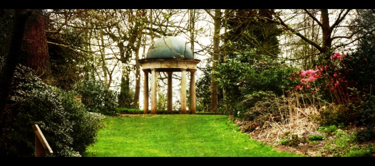 Rotunda on Battleston Hill