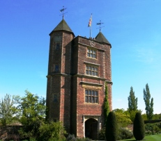 sissinghurst tower
