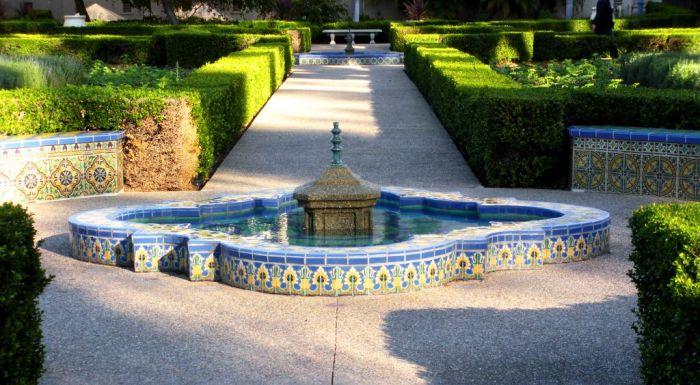 Alcazar Garden