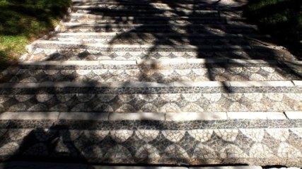 Mosaic Steps