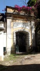 Closed Entrance