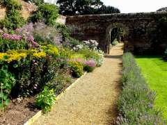 In the Walled Garden