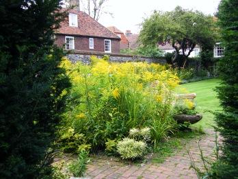 The Yellow Garden