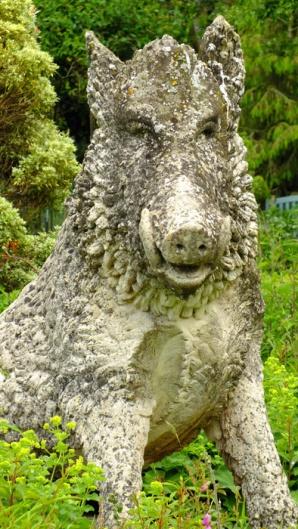 The Porcellino Boar