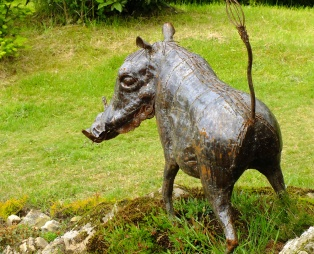 Even Warthogs can be found here