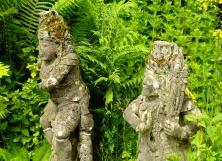 Unusual Aztec Statues
