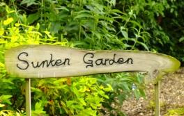 To the Sunken Garden