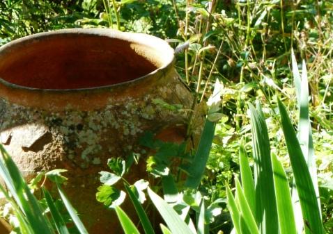 Empty Cypriot pots