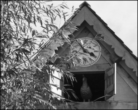 The Giant Cuckoo Clock