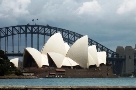 Opera House and Bridge