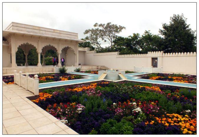 4 part garden