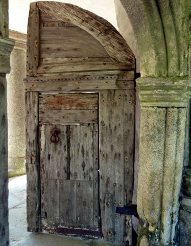 Wonderful wooden door
