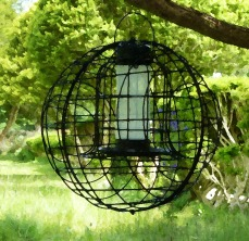 Hanging lantern