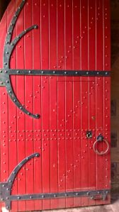 Red Door at the Stables