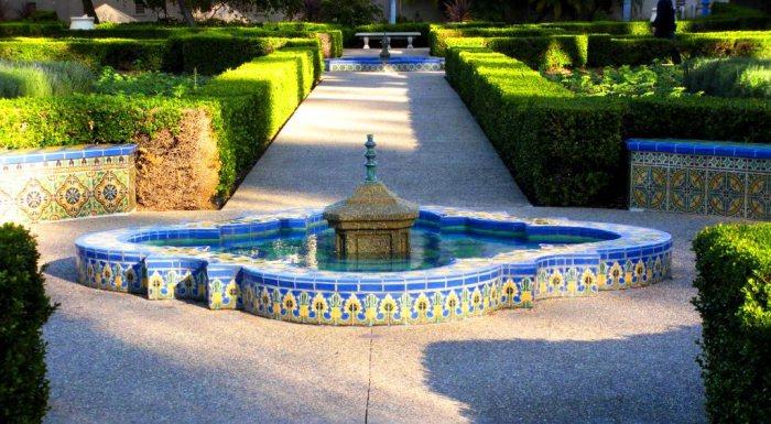 Alcazar-Garden