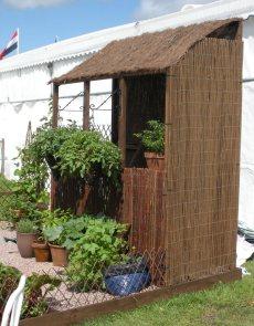 Garden refuge